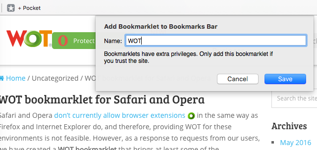 bookmarklet-WOT