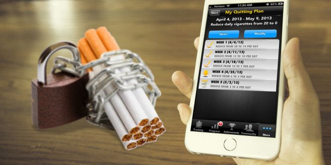 10+ iPhone Apps To Quit Smoking, Keep Promises & Reach Goals