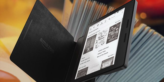 3 Compelling Reasons to Buy an Amazon Kindle Oasis