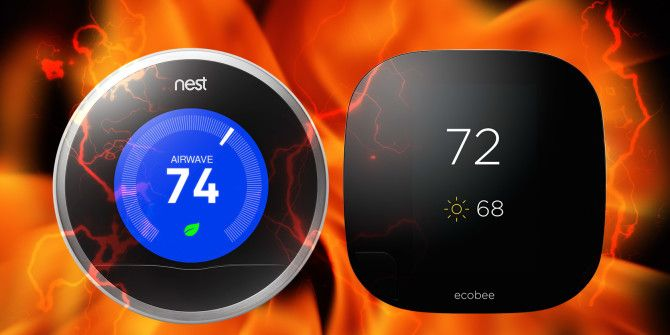 Ecobee3 vs. Nest Thermostat: A Head-to-Head Comparison