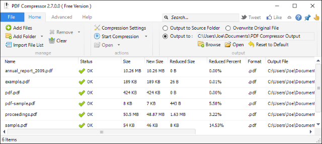How to compress a pdf with free tools the only caveat to pdf compressor is that sometimes it can be really ineffective in its compression a 50 mb pdf only lost just over 15 mb of its file size stopboris Choice Image