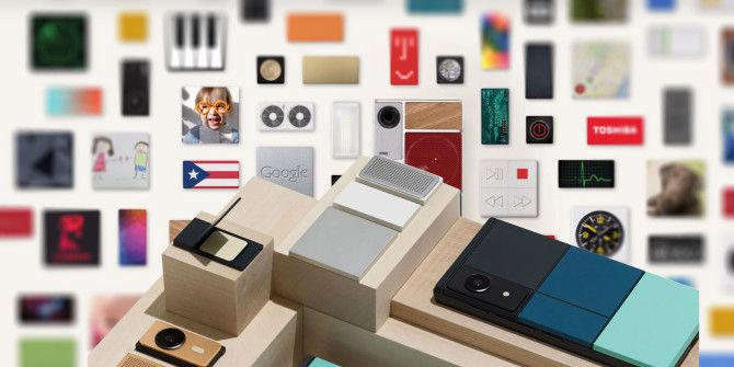 Google's Project Ara Will Make You Want a Modular Phone