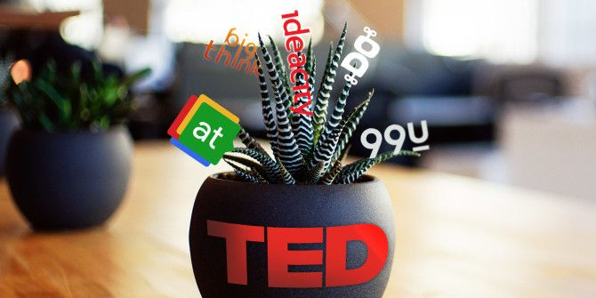 10+ Alternatives to TED Talks You May Not Have Seen Yet