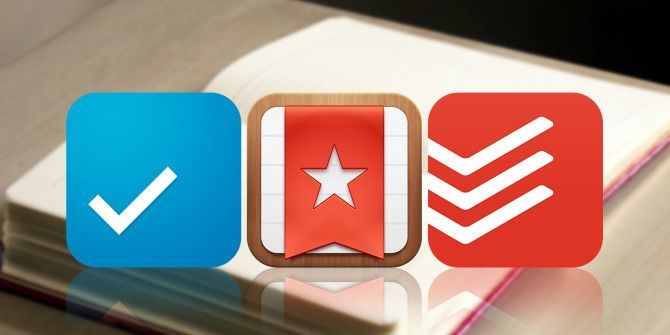 To-Do List App Showdown: Any do vs Todoist vs Wunderlist