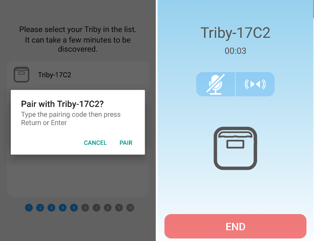 triby-configuration