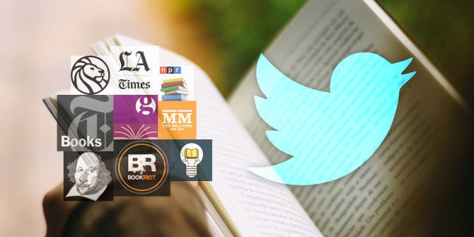 25 Twitter Accounts for Book Lovers to Follow