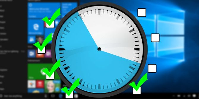 The Windows 10 Task Scheduler Gives You More Power