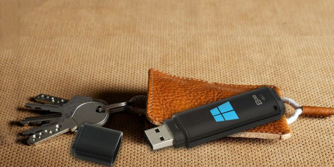 How to Create a Portable Windows To Go USB Drive