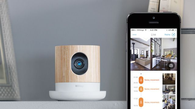 Decorate Your Home With These 7 Stylish Security Cameras