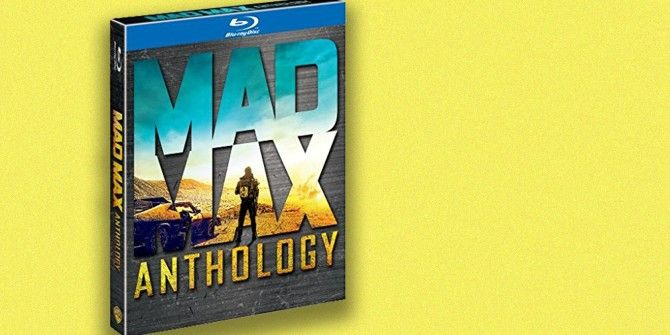 All 4 Mad Films on Blu-Ray for C$25.99, C$2.99 Books, and More [Canada]