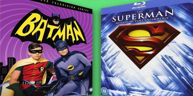 Batman and Superman DVD and Blu-ray on Sale, SD Card Deals [Canada]