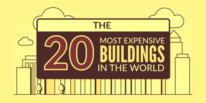 Whoa, The World's Most Expensive Building Costs How Much?