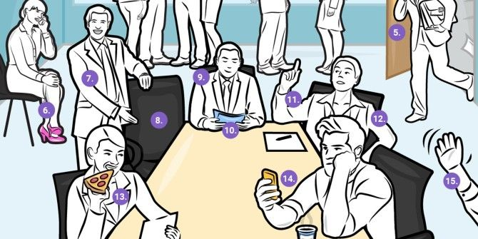 How Many of These Meeting Etiquette Rules Do You Follow?