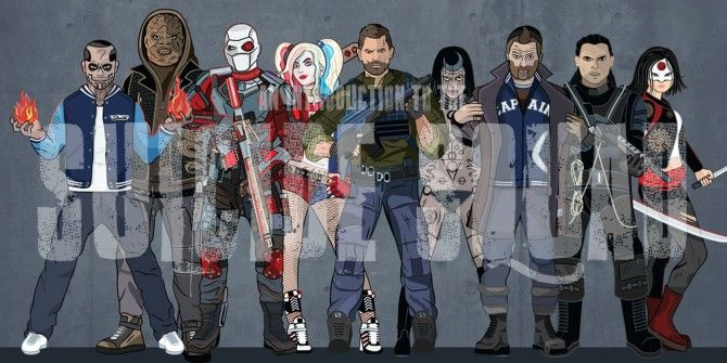 The Suicide Squad is Coming! How Much do You Know About Them?
