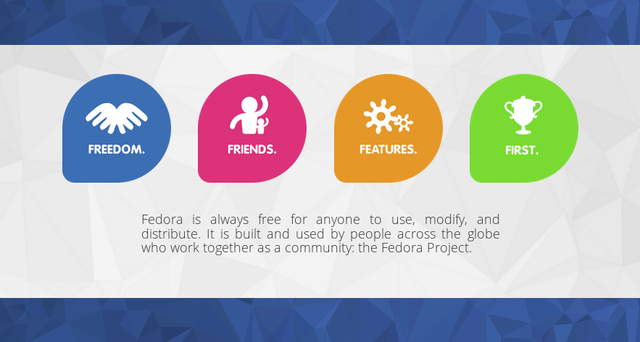 WhyUseFedora-Freedom-Friends-Features-First