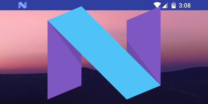 How to Get the Android Nougat Status Bar and Notifications
