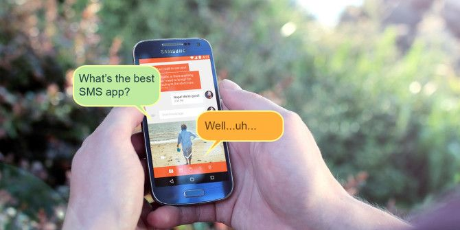 7 Amazing Free Android Apps for Better SMS Text Messaging