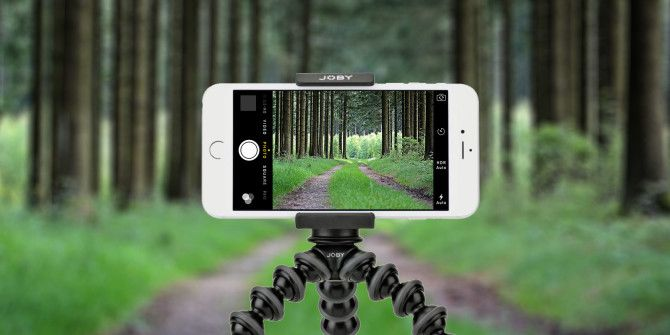 What's the Best Phone Tripod?