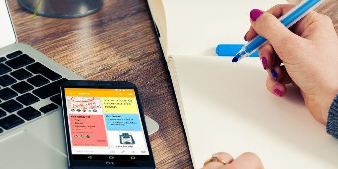 7 Tips for Taking Better Notes in Google Keep for Android