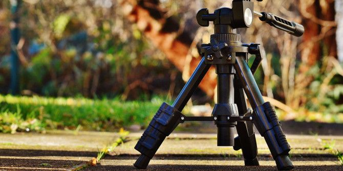Everything You Need to Know About Choosing the Perfect Tripod