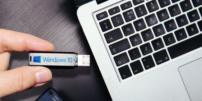 How to Create a Bootable Windows 10 Installer USB on a Mac