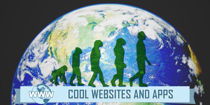 5 Cool Sites to Visualize the Progress of Mankind & the World
