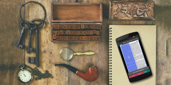 Get Mad Detective Research Skills with PDF Tricks & a Smartphone