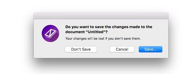 don't-save-option