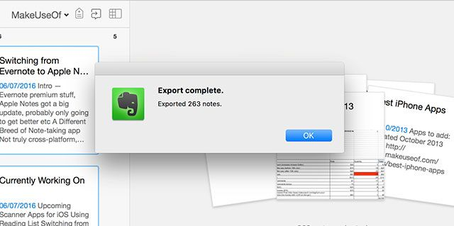 evernote-export