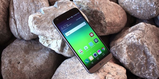 LG G5 Review and Giveaway