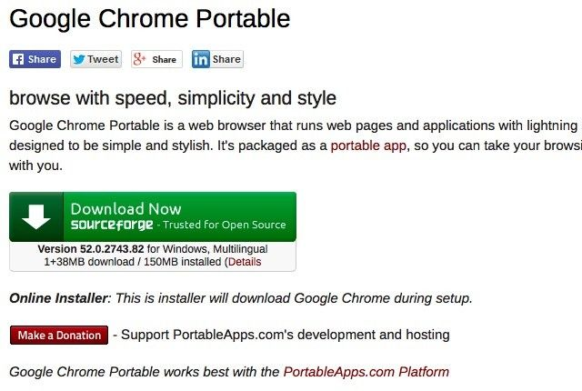 google-chrome-portable