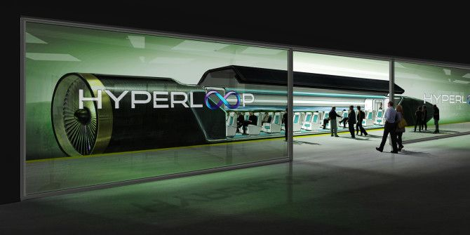 4 Ways the Hyperloop Will Improve Life for You and Me