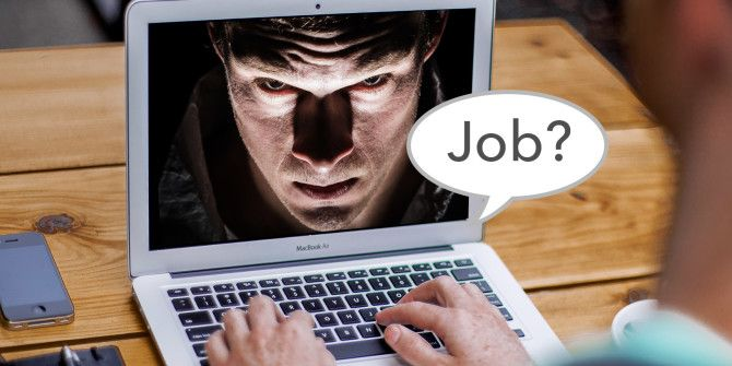 8 Ways To Spot & Avoid Fake Job Scams On The Internet