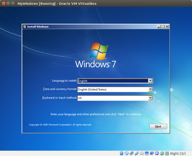 Do you need to use Windows software? Run the operating system in a virtual machine on Ubuntu