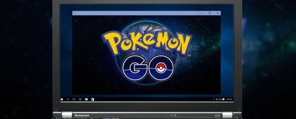 How to Play Pokemon GO on Your Windows PC