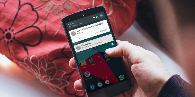 How to Save Notifications in Android and Set Reminders for Them