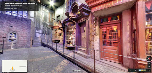 street-view-diagon-alley