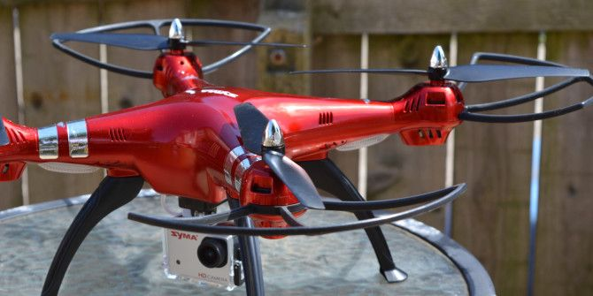 Syma X8HG Drone Review