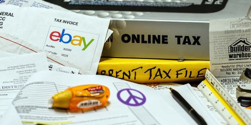 How To Pay Taxes On Ebay And Craigslist Sales Makeuseof