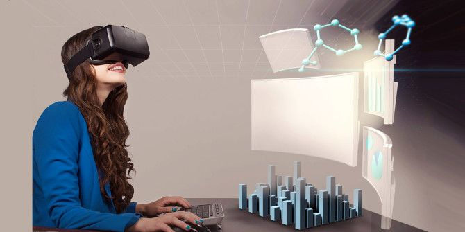 These Virtual Reality Desktops Could Save You Money And Space