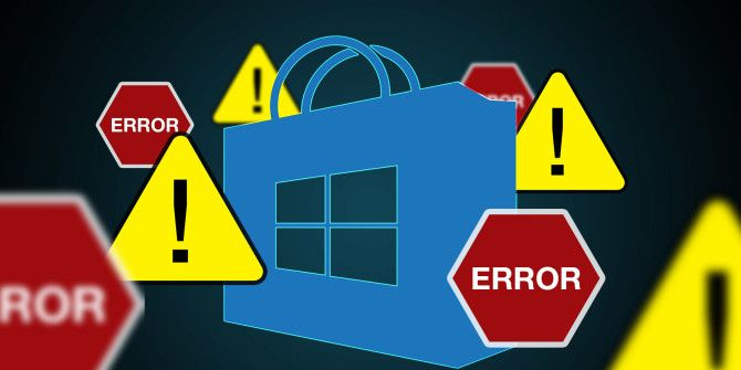 5 Tips to Fix Windows Store and App Issues in Windows 10
