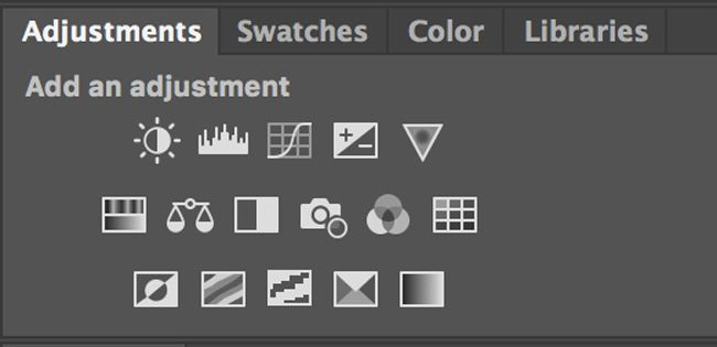 Adjustment Layers Overview Screenshot