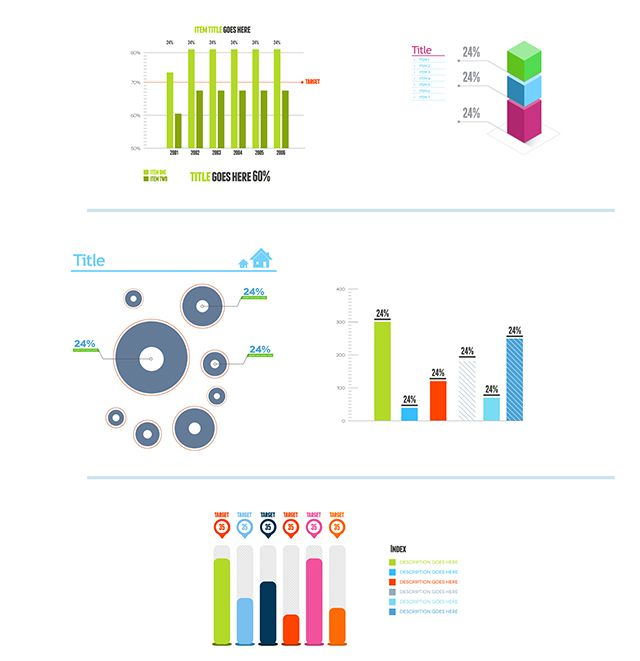 Infographic PSD Example
