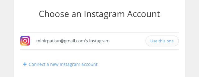 Instagram Download Likes Choose Account