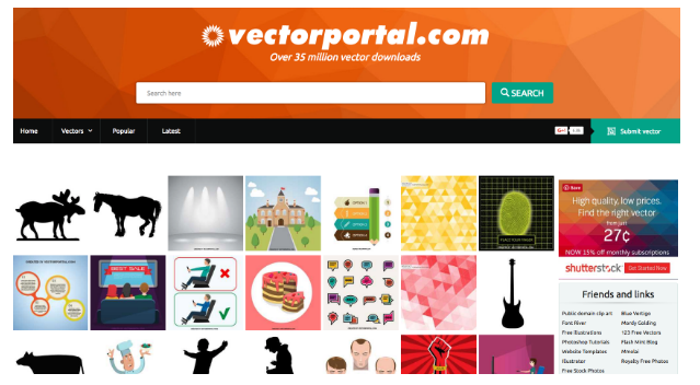 VectorPortal High Quality Vector Graphics