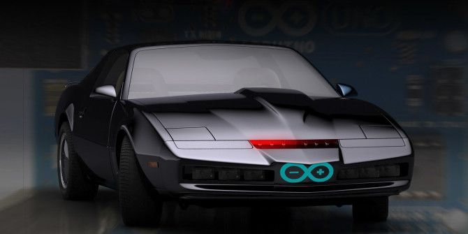 Make a Knight Rider LED Scanner with Arduino