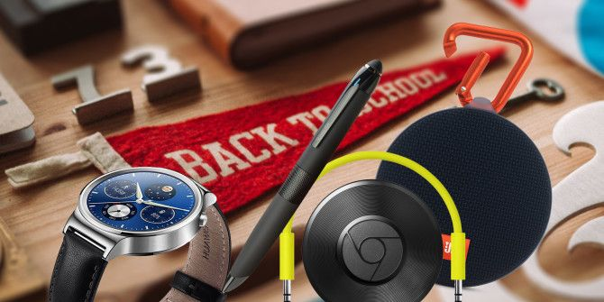 The Best Back-to-School Gadgets in 2016