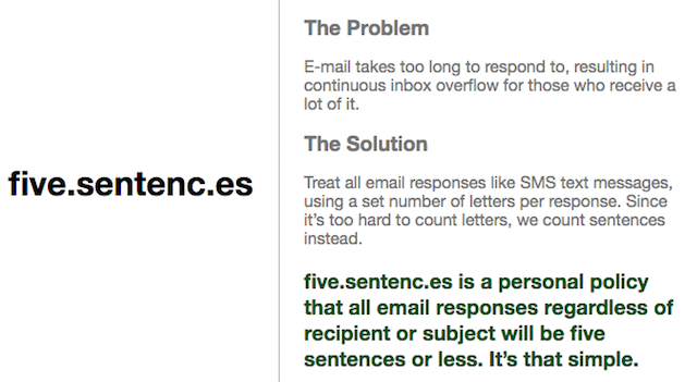 best-email-tricks-you-arent-using-five-sentences