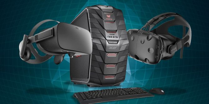 The Best PCs for Virtual Reality