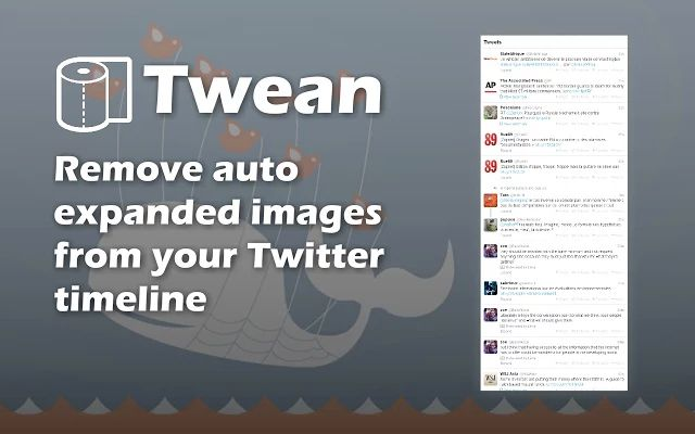 Chrome Twitter Extension Twean